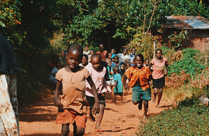 Financing of clean water for poor African countries
