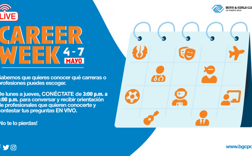 Presentan Career Week para jóvenes que escogen sus carreras