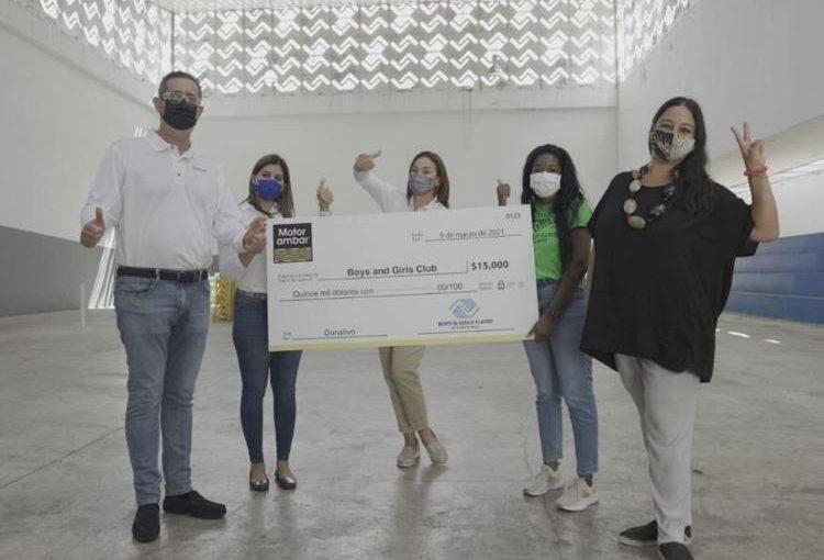 Motorambar Charity Golf Tournament Donates $100K